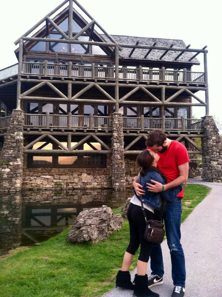 We spent a few days this Spring at Big Cedar with Colson's fam! Such a cool place.