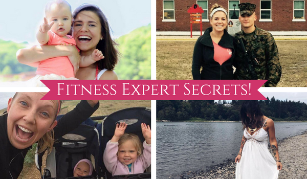 4 Fitness Experts Reveal their #1 Secret for Squeezing Exercise into a Busy, Hectic Life